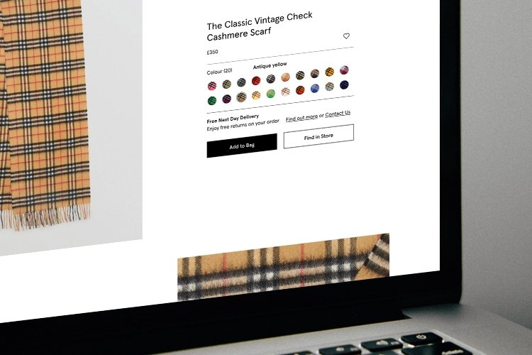 Ecommerce websites that caught our eye in 2018