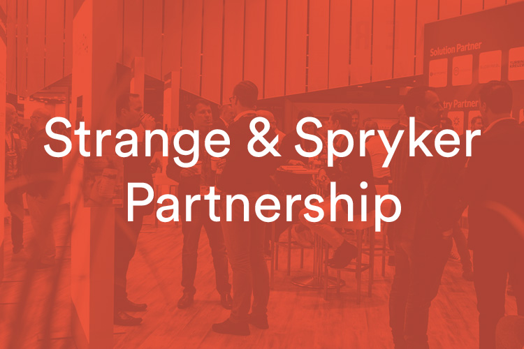 Strange and Spryker - a perfect partnership for growth