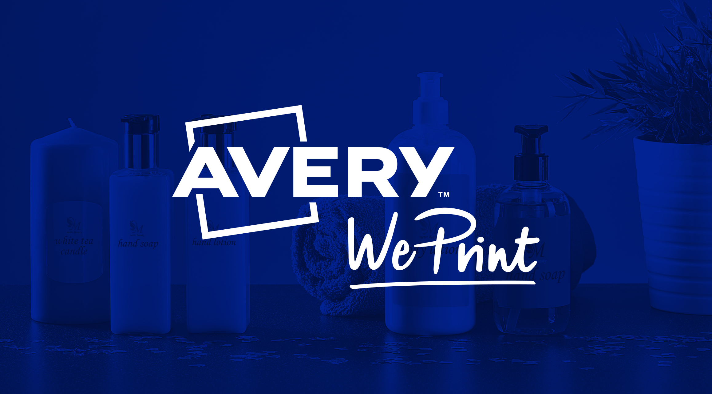Avery WePrint Magento site launch